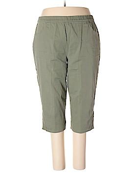 D&Co. Casual Pants Size 24W (Plus)