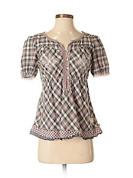 Odd Molly Short Sleeve Blouse Size Sm (1)