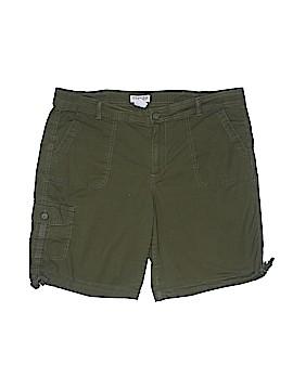 St. John's Bay Cargo Shorts Size 16 (Petite)