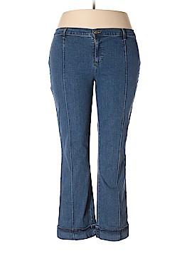 Soft Surroundings Jeans Size 2X (Plus)