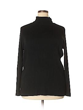 Ava & Viv Turtleneck Sweater Size 2X (Plus)