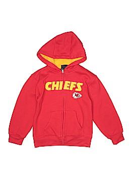 NFL Zip Up Hoodie Size M (Kids)