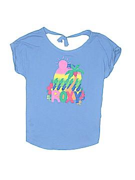 Roxy Girl Short Sleeve T-Shirt Size 12 - 14