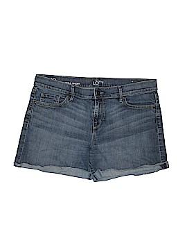 Ann Taylor LOFT Outlet Denim Shorts Size 10