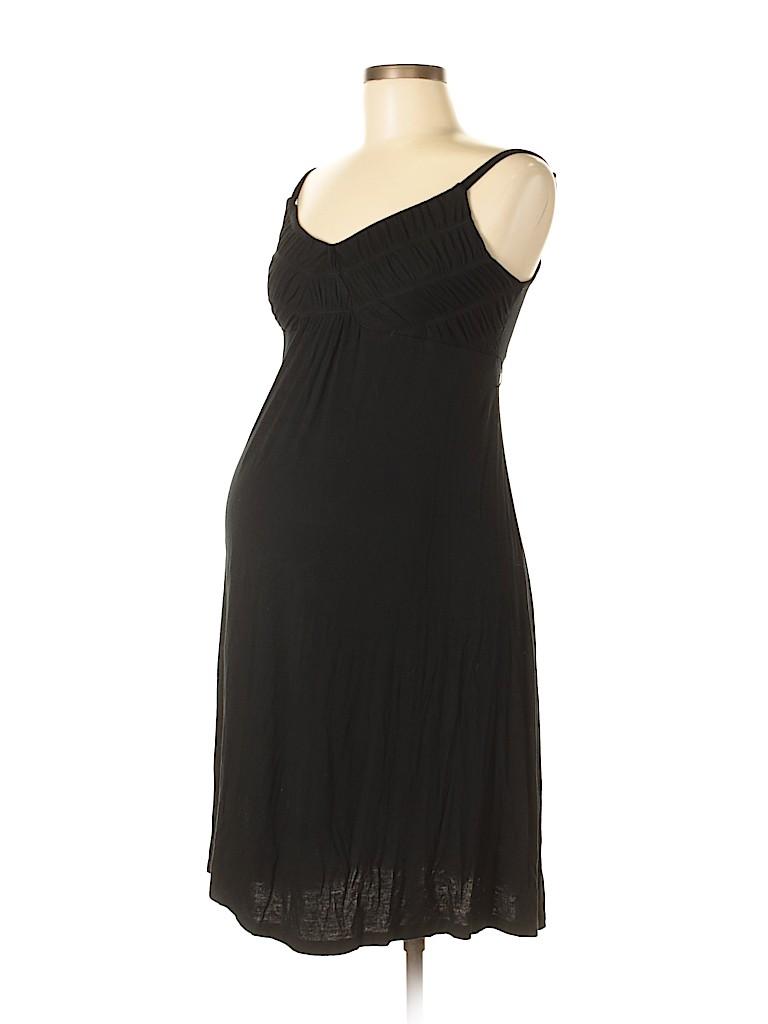 198b090bb58 Liz Lange Maternity Black Casual Dress Size XS (Maternity) - 84% off ...