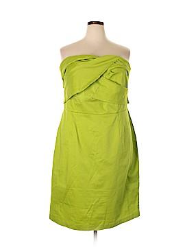 Ashley Stewart Casual Dress Size 22 (Plus)