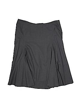 Bill Blass Jeans Wool Skirt Size 12