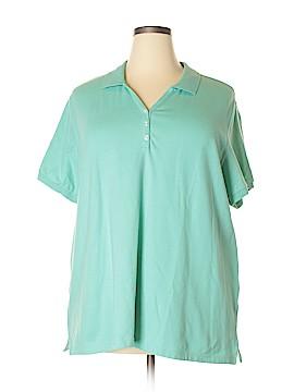 Croft & Barrow Short Sleeve Polo Size 3X (Plus)