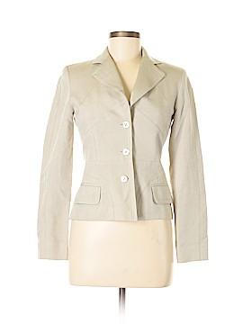 Etcetera Silk Blazer Size 2