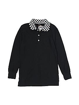 Art Class Long Sleeve Polo Size 6 - 7