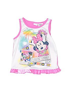 Disney Sleeveless Top Size 4T