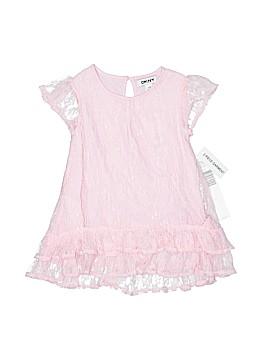 DKNY Short Sleeve Blouse Size 2T