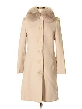 Albert Nipon Wool Coat Size 4
