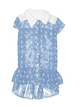 George Short Sleeve Blouse Size 8