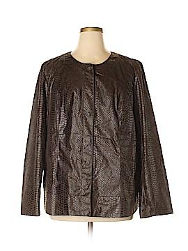 Dana Buchman Jacket Size 2X (Plus)