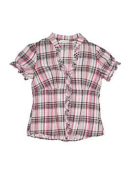 Twenty One Short Sleeve Blouse Size M
