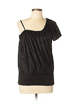 My Michelle Short Sleeve Blouse Size L
