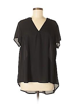 Topshop Short Sleeve Blouse Size 00