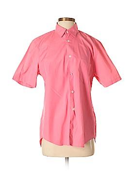 Comme des Garçons Short Sleeve Button-Down Shirt Size S