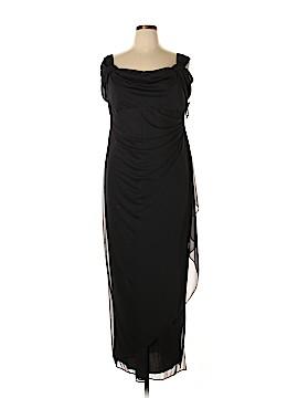 Alex Evenings Cocktail Dress Size 14