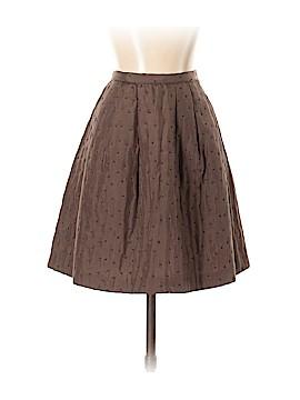 Agnes B. Silk Skirt Size 6 (38)