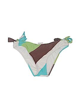 Island Soul Swimwear Swimsuit Bottoms Size S