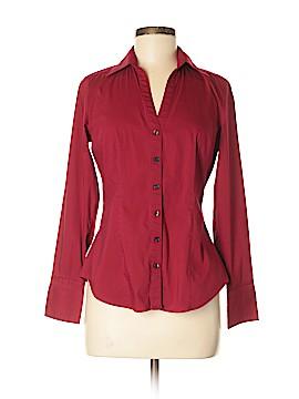 Express Long Sleeve Button-Down Shirt Size 9