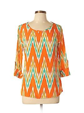 Pixi + Ivy Long Sleeve Blouse Size M