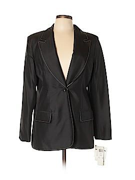Harris/Wallace Silk Blazer Size 14