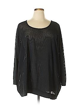 Roaman's Long Sleeve Blouse Size 30 (3X) (Plus)