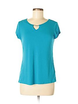 Melissa Paige Short Sleeve Top Size S (Petite)