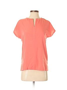 Van Heusen Short Sleeve Blouse Size XS