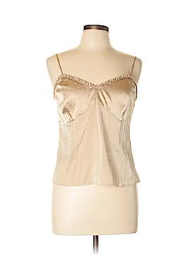 Ann Taylor Sleeveless Silk Top Size 10