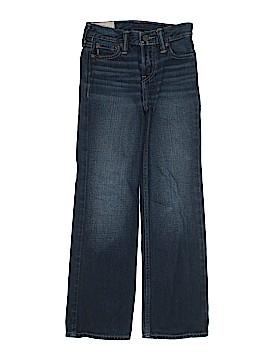 Abercrombie Jeans Size 8 (Slim)