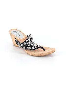 White Mountain Sandals Size 9 1/2