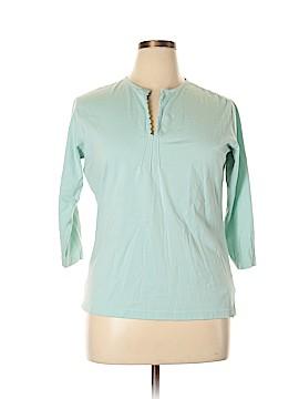Columbia 3/4 Sleeve T-Shirt Size XL