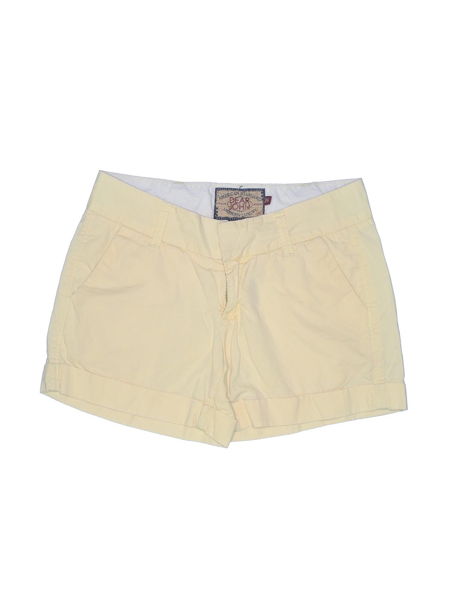 Boutique Khaki Dear John Shorts Dear Boutique 0wyqF1xZ