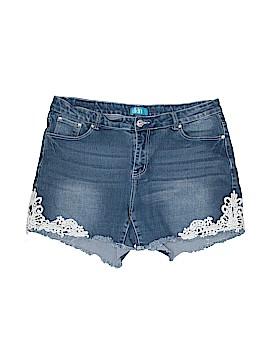 DKIN Denim Shorts Size 18 (Plus)