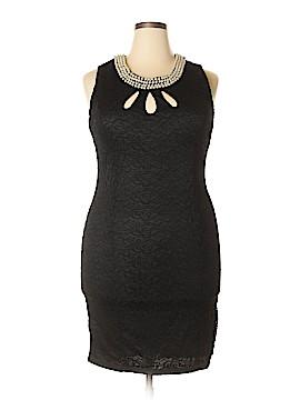 Libian Cocktail Dress Size 3X (Plus)