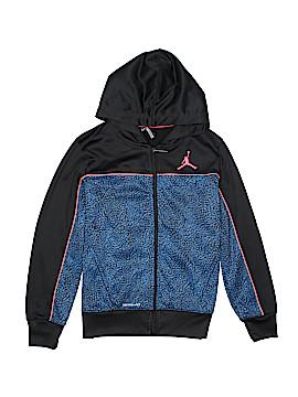 Jordan Zip Up Hoodie Size 10 - 12