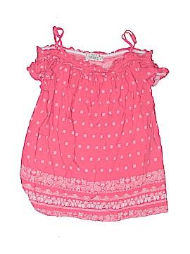 PINK Republic (Heart) Short Sleeve Blouse Size 14