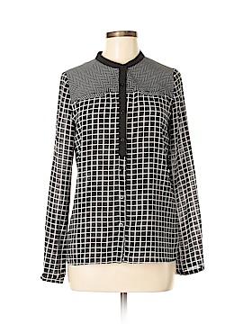 Greylin Long Sleeve Blouse Size S