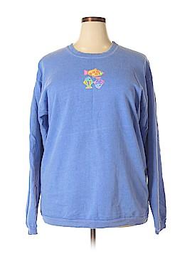 Fresh Produce Sweatshirt Size XL