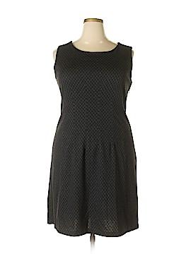 Merona Casual Dress Size XXL (Plus)