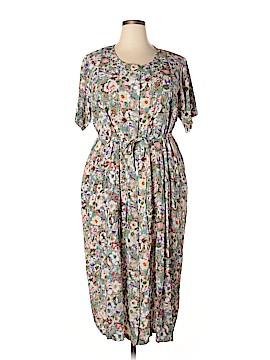 Serengeti Casual Dress Size 1X (Plus)