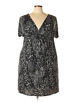 Bisou Bisou Casual Dress Size 18 (Plus)