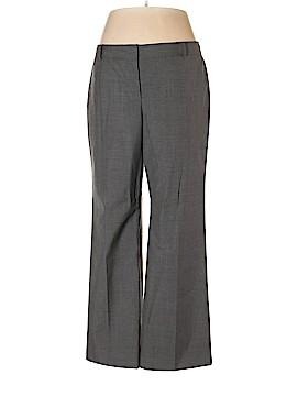Ann Taylor Factory Wool Pants Size 16