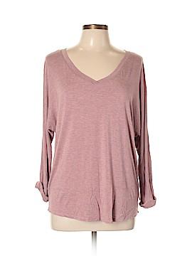 Neiman Marcus Long Sleeve T-Shirt Size L