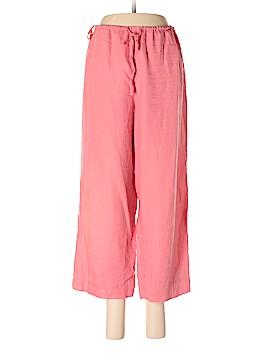Sutton Studio Linen Pants Size M