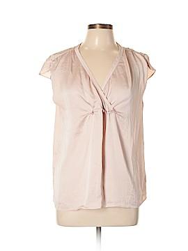 Talbots Short Sleeve Blouse Size 10